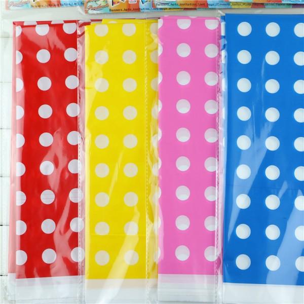 4-color-precioso-Polka-Dot-pl-stico-mantel-1-unids-lote-para-ni-os-Feliz-cumplea