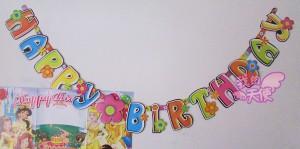 Bán dây sinh nhật