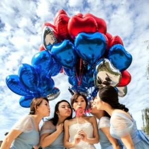 Thái Hà: bán bóng bay sinh nhật, hidro, oxi, heli