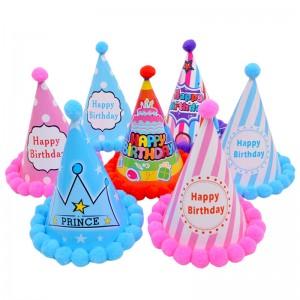 Mũ sinh nhật dành cho chủ tiệc