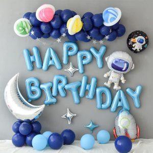 Set bóng trang trí sinh nhật ms00