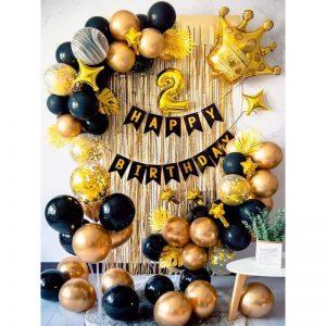 Bộ bóng bay trang trí sinh nhật MM05