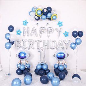 Set bóng tự trang trí sinh nhật MS-89